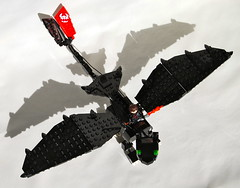 How to Train your Dragon (timstone726) Tags: movie toys lego dragons disney dreamworks toothless hiccup moc blackdragon legocreation legoideas kidsmovie animatedmovies howtotrainyourdragon
