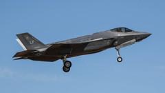 USAF Lockheed Martin F-35A Lightning II 12-5054 (ChrisK48) Tags: airplane aircraft lf f35 lukeafb luf glendaleaz 5054 block3 topdogs lightningii kluf 61stfightersquadron lockheedmartinf35a usaf125054 cnaf65