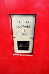 5 Minute Photo (Iris Jones) Tags: berlin photo photobooth photoautomat