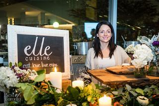 Chef Lauren Mozer | Elle Cuisine