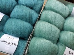 A dream to knit! Just arrived (sifis) Tags: knitting quality dream silk athens yarn greece mohair lang handknitting  sakalak      sakalakwool