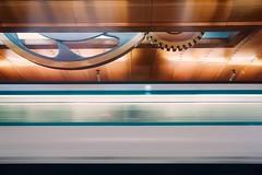 Paris Underground 3 (CreART Photography) Tags: paris underground subway mtro mtroparisien