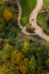 View from Skylon Tower (Kaweeno) Tags: pumpkin niagarafalls fallcolors pedestrian skylontower fallcolours