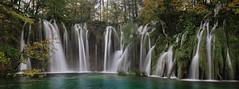 Falls at Plitvička jezera by Beau Saunders
