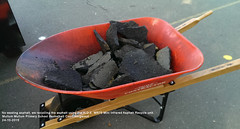 15 We recycling the asphalt, using H.D.E. Infrared Technology 24-10-2015