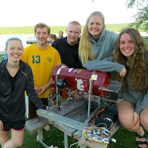 Houghton College ROV project
