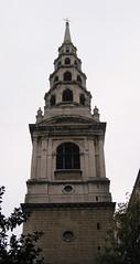 St Bride's Church (aboutDornoch) Tags: uk england london church worship weddingcake cityoflondon greatfireoflondon historicbuilding