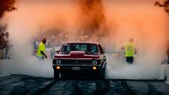 1972 Chevrolet Nova at Power Big Meet 2015 (Subdive) Tags: chevrolet nova car sweden smoke vehicle sverige burnout västerås powermeet hälla powerbigmeet2015