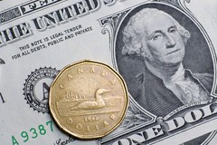 Foreign exchange - USD/CAD virtually unchanged after Canadian GDP report (majjed2008) Tags: report canadian almost after forex unchanged usdcad