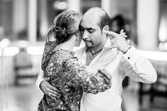 ? and Santiago Castro, Milonga Factory, November 2015