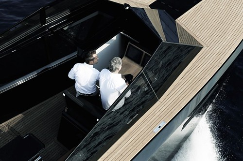 Модульный катер Evo 43 от Blu Martin Yachts