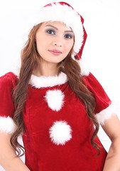 OK, So I'm Mrs. Claus Then. (emotiroi auranaut) Tags: christmas xmas red woman white hot beautiful beauty smile face smiling lady female hair foxy feminine gorgeous philippines babe attitude fox attractive manila stunning grin grinning pinay lovely confident alluring confidence allure maganda fetching femininity marikit