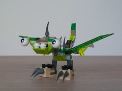 LEGO MIXELS SLUSHO FOOTI MIX or MURP? Instructions Lego 41550 Lego 41521 (Totobricks) Tags: mix lego howto instructions build series3 murp series6 footi slusho mixels lego41521 totobricks lego41550 glorpcorpspikels