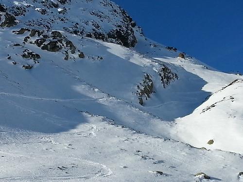 4.12.2015: Erkundungstour am Arlberg