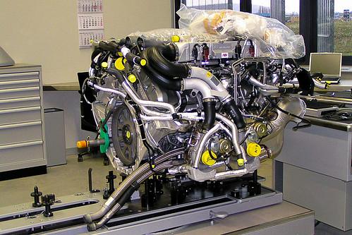 1001 PS Motor - BUGATTI VEYRON - 20051216