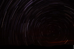 Northern Sky Star Trails (Luminati76) Tags: camping startrails northernsky bhandardara polestar