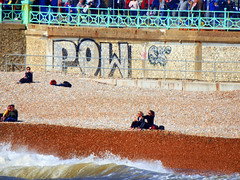 Brighton Seafront (photphobia) Tags: brighton eastsussex southeastengland southeast coast holiday beach sea seaside seafront oldtown oldwivestale outdoor outside