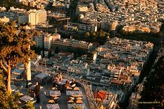 Romantic Dinner for 4  DSC_2721 (Chris Maroulakis) Tags: attica athens lycabetus hill mount sunset restaurant dinner nikon d7000 chris maroulakis 2016