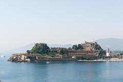 Korfu (Kérkyra) - Alte Festung (Palaio frourio)