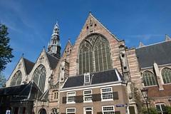 Amsterdam 17 (rwerman) Tags: amsterdam netherlands church theoldchurch oudekerk