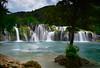 Krka Falls III (Marshall Ward) Tags: krkafalls krka marshallward nikond800 afszoomnikkor2470mmf28ged croatia 2015 landscape waterfalls longexposure leefilters 10stop