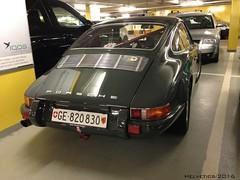 Porsche 911 [901] (Helvetics_VS) Tags: oldcars porsche 911 901 licenseplate switzerland geneva highest sportcars