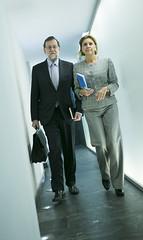 Mariano Rajoy preside la reunin del Comit de Direccin del PP (Partido Popular) Tags: pp partidopopular rajoy marianorajoy cospedal maradoloresdecospedal genova reunion comitededireccion