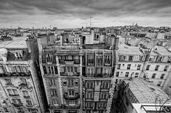 sous les toits de Paris, B&W, 4 (Patrick.Raymond (3M views)) Tags: paris architecture building hdr nikon expressyourself