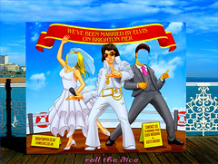 Brighton Pier (roll the dice) Tags: brighton sussex beach fish sad mad funny natural people summer hot weather pretty portrait candid uk art classic urban england rock pier seafront amusement arcade marina fashion lunch canon tourism couple games magic pleasure money retro gamble choice twist popcorn fun sunglasses bn21tw elvispresley singer band music photo flickr party marriage wife happy sky icon old colour tennessee famous wedding belt collection naturists topless peek boat floor tears tier cake gang pose celebs face