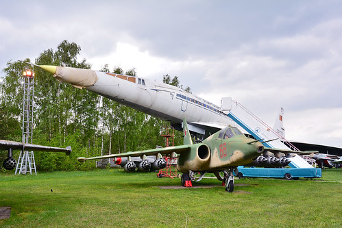 Monino -  Central Air Force Museum
