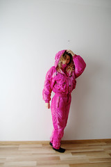 il_fullxfull.1058506234_li2m (onesieworld) Tags: 80s 90s fashion ski sport skisuit snowsuit onepiece onesie shiny nylon jumpsuit catsuit sexy female lady babe ass butt fetish kink