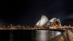 Sydney Opera House (KomorebiPhotography) Tags: sydney operahouse australia travelphotography komorebitravel longexposure explore create night city sea