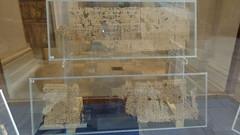 Papyrus text - Egyptian Museum (Rckr88) Tags: papyrus text papyrustext egyptian museum egyptianmuseum cairo egypt museums ancient ancientegypt africa pharoah pharoahs travel
