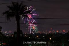 DSC_0210 (changtography) Tags: southbay torrance losangeles palosverdes california independenceday fireworks longexposure redondobeach