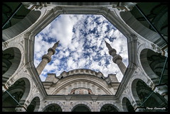 DSC07506_2a (Tnay Kasmolu) Tags: turqua turkey turkish nuruosmaniyecami istanbul mimari historicarchitecture historic sonynex6 e1018mmf4 mosque mosque mezquita
