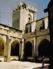 Notre Dame church, Villeneuve-les-Avignon, France (Hipster Bookfairy) Tags: architecture collegiate