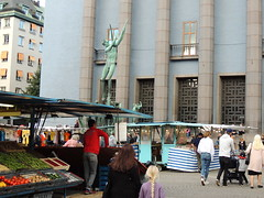 Hotorget, Norrmalm, Stockholm (Steve Hobson) Tags: hotorget norrmalm stockholm market