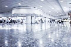dp0q_161022_A (clavius_tma-1) Tags: dp0 quattro sigma  shinjuku  tokyo  station floor crt blur