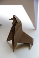 walrus (hwayoungjung) Tags: origami 종이접기