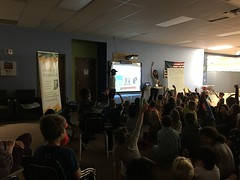 Mindfulness Presentation at Geist Montessori
