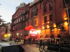 Webster Hall nightclub / concert venue 7082 (Brechtbug) Tags: webster hall nightclub concert venue 125 east 11th street between third fourth avenues near astor place village manhattan new york city built 1886 recording october 10202016 nyc 2016 downtown band music musicians group stages bands 4th 3rd halloween decorations st ave avenue