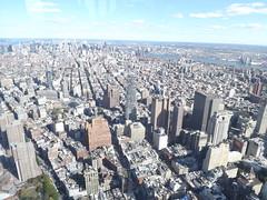 Aerial View, Midtown Manhattan, Lower Manhattan, One World Observatory, New York City (lensepix) Tags: aerialview midtownmanhattan lowermanhattan oneworldobservatory newyorkcity