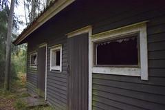 DSC_3602 (Unknown Explorer from Finland) Tags: hyltty kirkkonummi urbanexploration abandoned finland sauna suomi