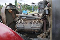 1917 King V8 power (bballchico) Tags: 1917 kingeeforesome roryalexander kingeight ratbastardscarshow carshow v8engine 206 washingtonstate