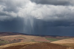 wharfedale weather (David Speight) Tags: storm stormy weather front rain clouds shower showers squall hills hillside moor moors moorland yorkshiredales yorkshire northyorkshire canon landscape landscapes