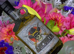 Spirits (swong95765) Tags: flowers floral bottle whisky spirits alcohol beverage