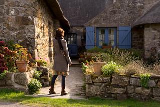 La maison bretonne chaleureuse et accueillante