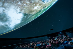 "(Lee ""Pulitzer"" Pullen) Tags: planetarium atbristol 4k fulldome evanssutherland digistar5 bristol sciencecentre sciencecommunication planetariumnights astronomy earth"