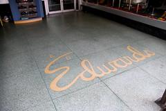 E. D. Edwards (jschumacher) Tags: virginia petersburg petersburgvirginia terrazzo terrazzofloor