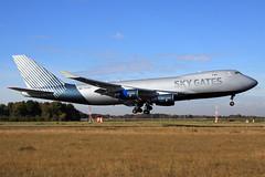 Sky Gates Airlines Boeing 747-467F VP-BCI (widebodies) Tags: maastricht mst ehbk widebody widebodies plane aircraft flughafen airport flugzeug flugzeugbilder sky gates airlines boeing 747467f vpbci